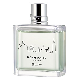 Diskon Born to Fly For Him Eau de Toilette