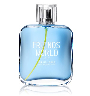 Harga Review Parfum Friend World For Him Eau de Toilette