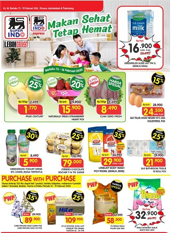 Katalog Promo JSM Superindo Weekend
